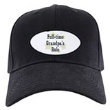 Full-time Grandpa's Rule Baseball Hat