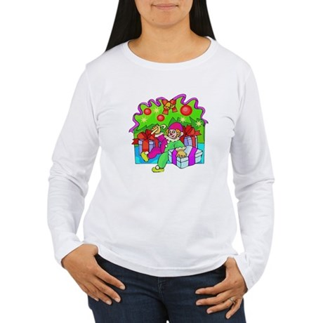 Under the Tree Women's Long Sleeve T-Shirt