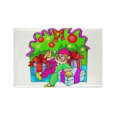 Under the Tree Rectangle Magnet (100 pack)