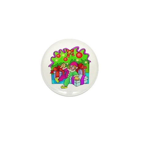 Under the Tree Mini Button (10 pack)