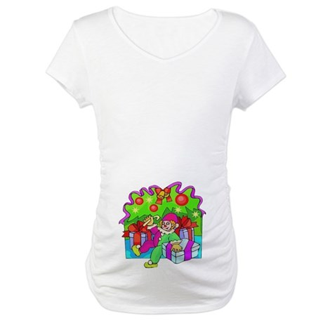 Under the Tree Maternity T-Shirt