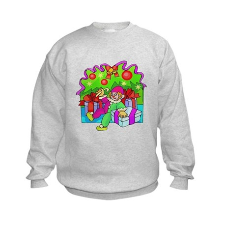 Under the Tree Kids Sweatshirt