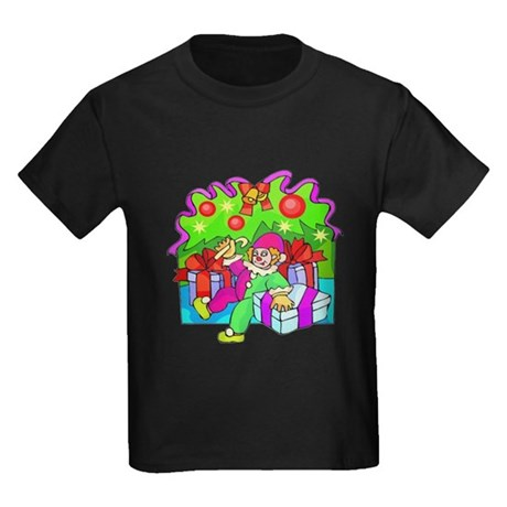 Under the Tree Kids Dark T-Shirt