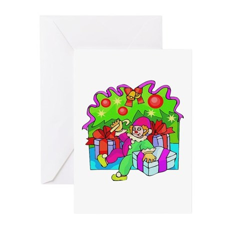 Under the Tree Greeting Cards (Pk of 10)