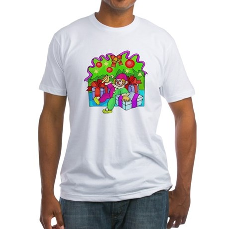 Under the Tree Fitted T-Shirt