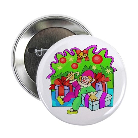 "Under the Tree 2.25"" Button"
