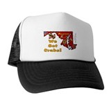 MD-Crabs! Trucker Hat