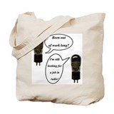 Tube Cartoon Tote Bag