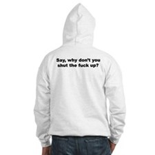Anti Say Explicit Hoodie
