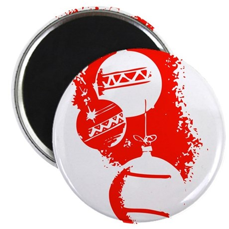 "Christmas Ornaments 2.25"" Magnet (10 pack)"
