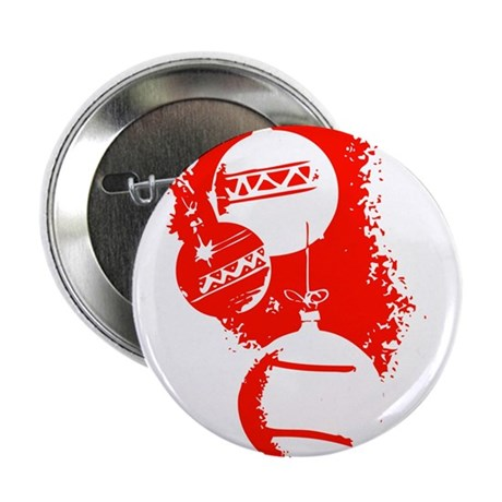 "Christmas Ornaments 2.25"" Button (100 pack)"