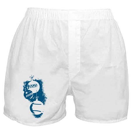 Christmas Ornaments Boxer Shorts