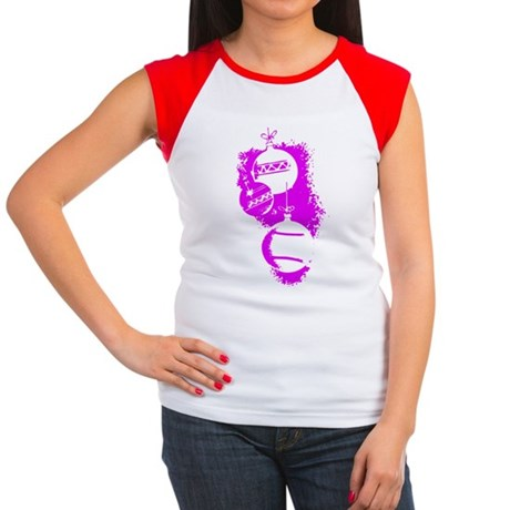 Christmas Ornaments Women's Cap Sleeve T-Shirt