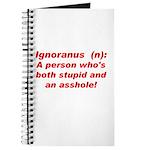 Ignoranus Journal