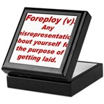 Foreploy Keepsake Box