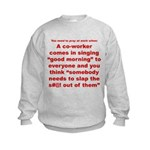 Prayer 1 Kids Sweatshirt