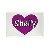 Shelly Rectangle Magnet (10 pack)
