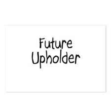 Future Upholder Postcards (Package of 8)