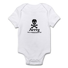 Original Booty Call Infant Bodysuit