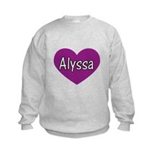 Alyssa Sweatshirt