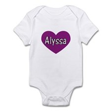 Alyssa Infant Bodysuit