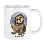 Starlo's Sugar 'n' Spice Cockapoo Hugs Mug