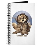 Starlo's Sugar 'n' Spice Cockapoo Hugs Journal
