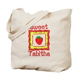 Sweet Tabitha Tote Bag