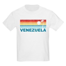 Retro Venezuela Palm Tree T-Shirt