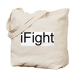 iFight Tote Bag