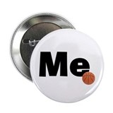 Me Basketball 2.25&quot; Button (10 pack)