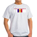 EVERYONE LOVES AN ANDORRAN GI T-Shirt