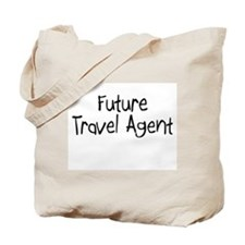 Future Travel Agent Tote Bag