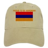 PROUD TO BE ARMENIAN Baseball Cap