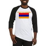 PROUD TO BE ARMENIAN Baseball Jersey