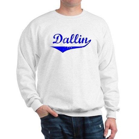 Dallin Vintage (Blue) Sweatshirt