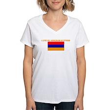 I LOVE MY ARMENIAN BOYFRIEND Shirt