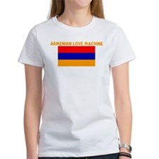 ARMENIAN LOVE MACHINE Tee