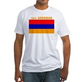 50 PERCENT ARMENIAN Shirt