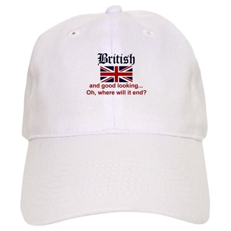 Good Looking British Cap