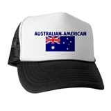 AUSTRALIAN-AMERICAN Trucker Hat