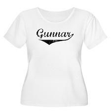 Gunnar Vintage (Black) T-Shirt