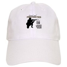 Cute Army dad Baseball Cap