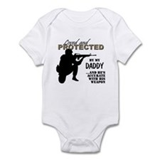 Loved Protected Daddy Body Suit