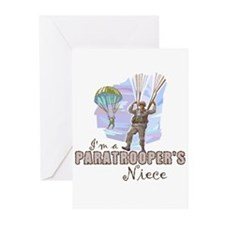 Cute Navy niece Greeting Cards (Pk of 20)