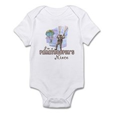 Cute Navy niece Infant Bodysuit