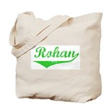 Rohan Vintage (Green) Tote Bag