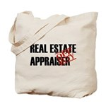 Off Duty Real Estate Appraise Tote Bag