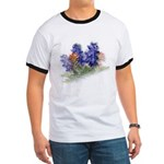 Bluebonnets with Indian Paint Ringer T