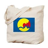 Grand Rapids Flag Tote Bag